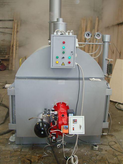 Паровой котел 500 кг пара/час